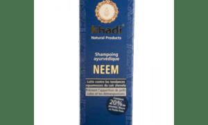 shampooing ayurvédique NEEM anti-pellicules – KHADI