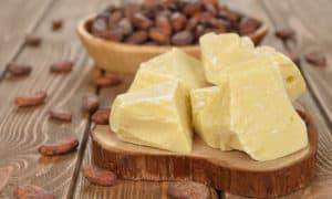 Beurre de cacao BIO, naturel en vrac