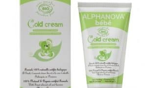 COLD CREAM – ALPHANOVA Bébé