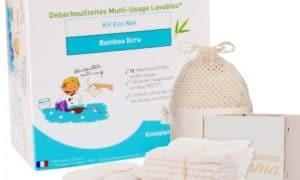 Débarbouillette bébé / Kit Eco net – Les tendances d'Emma